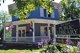 Best Small Library in America Award