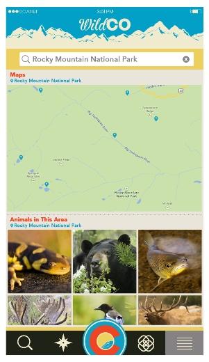 Wild Colorado App My Collection Thumbnail