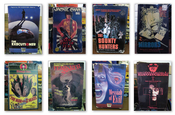 A SCREAM David Gary, Kaplanoff ­Librarian for American History at Yale University, New Haven, CT, has assembled a unique collection of low-budget horror movies. Yale's VHS holdings also include thousands of irreplaceable interviews. And the format is becoming obsolete