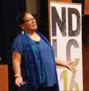 NDLC opening keynote with Lakota Harden