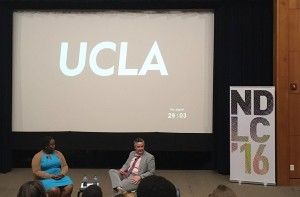 April Hathcock and Chris Bourg close out NDLC with a conversation