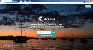 Chronicle Screenshot