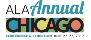 ALA Annual 2017 Chicago logo