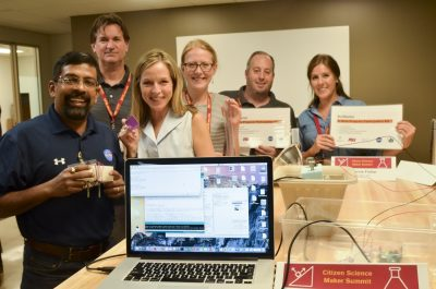 ASU 2016 Citizen Science Maker Summit