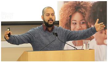 Neeraj Mehta, director of Community Programs at the University of Minnesota's Center for Urban and Regional Affairs