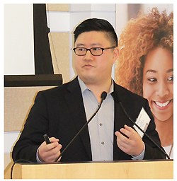 Richard Kong, director of Skokie PL
