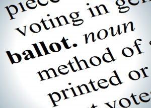 ballot definition