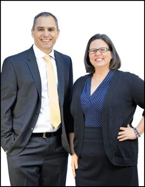 Joe Márquez & Annie Downey