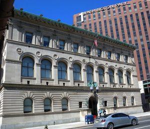Newark Public Library Main Library