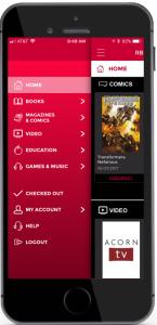 RBdigital New App