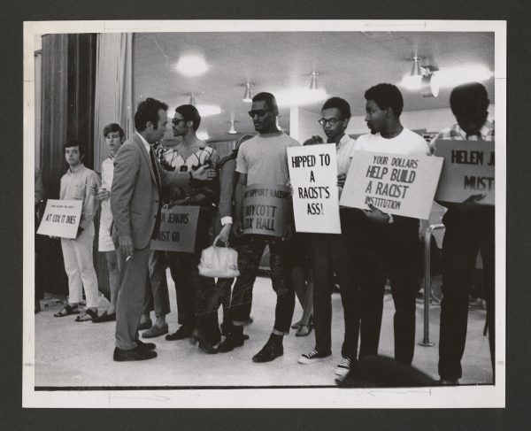 Project STAND Highlights Student Activism Archives