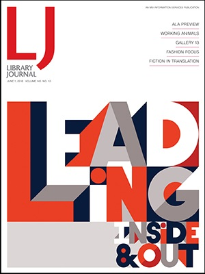 "LJ June 1 2018 cover, text illustration says ""Leading Inside and Out"""
