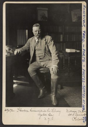 man seated at desk