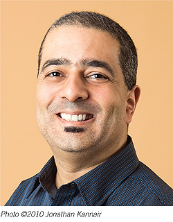 Library Journal March 15, 2010: Ed Garcia, Mover & Shaker
