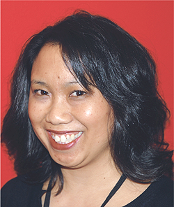 Library Journal March 15, 2010: Bernadette Salgado, Mover & Shaker