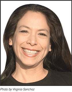 Library Journal March 15, 2010: Virginia Sanchez, Mover & Shaker