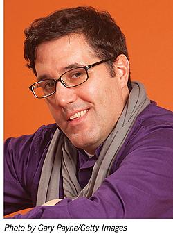 Library Journal March 15, 2011: Michael Santangelo, Mover & Shaker