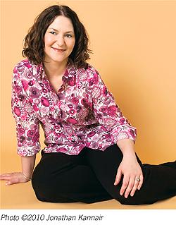 Library Journal March 15, 2010: Jennifer Wann Walker, Mover & Shaker