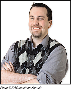 Library Journal March 15, 2010: Andy Woodworth, Mover & Shaker