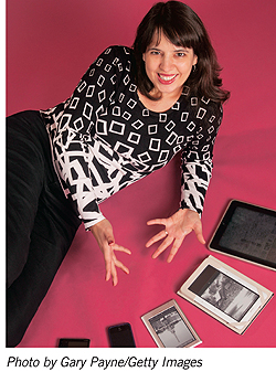 Library Journal March 15, 2011: Jennifer Wright, Mover & Shaker