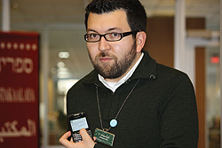Toby Greenwalt, Skokie Public Library,IL