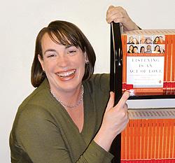 Karen Kleckner Keefe, Deerfield Public Library, IL