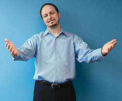 Michael Porter, Webjunction, Seattle