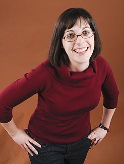 Julie Scordato, Columbus Metropolitan Library, OH