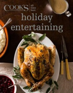 America's Test Kitchen Eds. All Time Best Holiday Entertaining cover