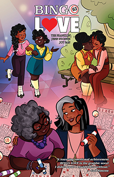 cover image of Bingo Love the graphic novel by Tee Franklin
