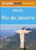Rough Guides Snapshot Brazil: Rio de Janeiro