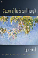 Season of the Second Thought