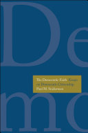 The Democratic Faith: Essays on Democratic Citizenship