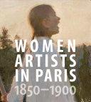 Women Artists in Paris, 1850–1900