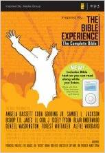 Inspired by…the Bible Experience: The Complete Bible