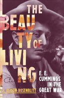 The Beauty of Living: E.E. Cummings in the Great War