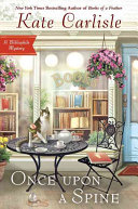 Once upon a Spine: A Bibliophile Mystery