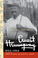 The Letters of Ernest Hemingway. Vol. 5: 1932–1934