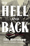 To Hell and Back: Europe 1914–1949