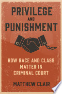 Privilege and Punishment: How Race and Class Matter in Criminal Court