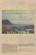 Island Zombie: Iceland Writings
