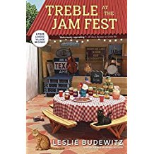 Treble at the Jam Fest: A Food Lovers' Mystery