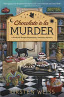 Chocolate à la Murder