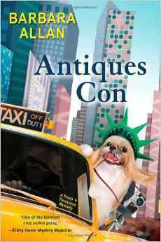 Antiques Con: A Trash 'n' Treasures Mystery