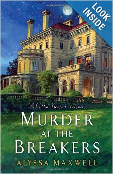 Murder at the Breakers: A Gilded Newport Mystery