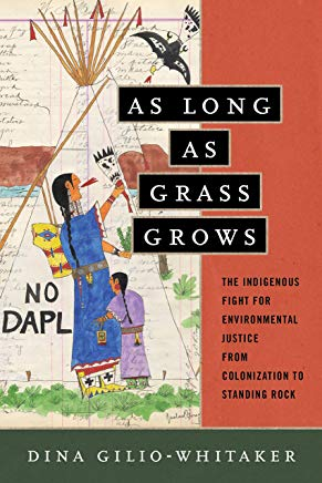 As Long as Grass Grows: The Indigenous Fight for Environmental Justice from Colonization to Standing Rock