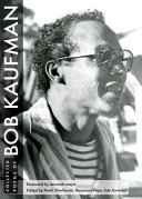 Kaufman, Bob. Collected Poems of Bob Kaufman