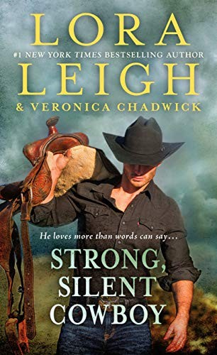 Strong, Silent Cowboy: A Moving Violations Novel