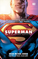 Superman. Vol. 1: The Unity Saga; Phantom Earth