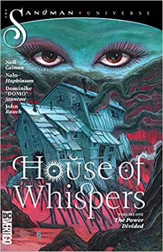 House of Whispers. Vol. 1: The Power Divided